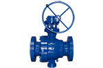 Flanged End Ball Valve - Trunnion Series