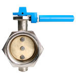 Threaded Butterfly Valve